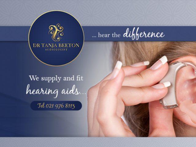 Dr Tanja Beeton Audiologist